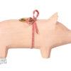 cochon maileg rose bougeoir medium