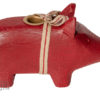 cochon maileg rouge small 14 9800