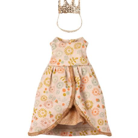 habit reine maileg souris queen clothes for mouse 15 cm
