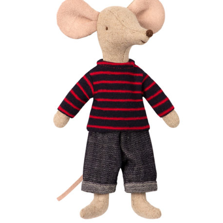 maileg souris papa 15 cm dad mouse
