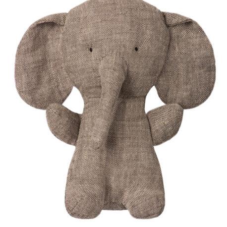 mini éléphant maileg arche de noé elephant mini noah s friends