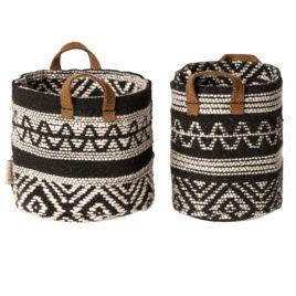 panier maileg miniature baskets maison poupees