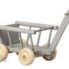 11-9005-01 wagon maileg micro gris