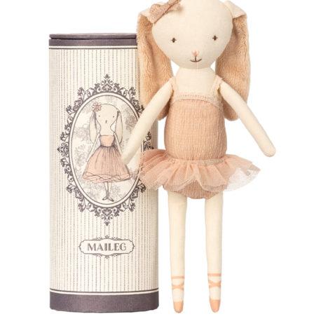 16-8600-00 ballerine maileg dancing avec boîte cadeau