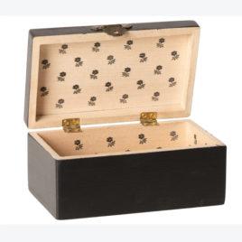 Coffre Maileg en bois – Malle style rétro –  12 cm