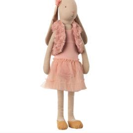 Ballerine Maileg Bunny taille 4 – Rose – Lapin 53 cm