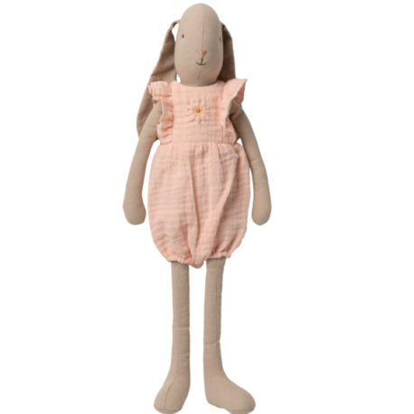 bunny maileg T3 barboteuse rose 16030000 bunny size 3 jumpsuit