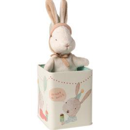LAPIN Maileg Small – Jour Heureux – 18 cm avec boîte