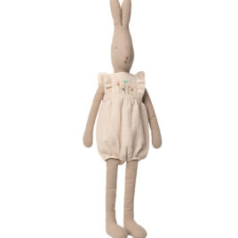 Rabbit Maileg size 5 combi. blanche – LAPIN 75 cm
