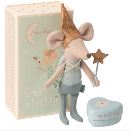 souris maileg fée des dents big brother 16073101 tooth fairy mouse