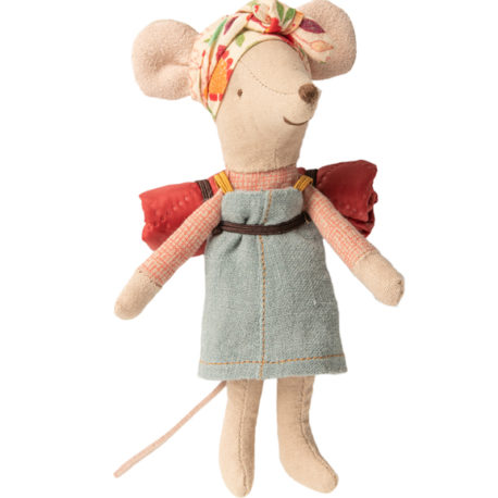 souris maileg randonneuse Hiker mouse big sister