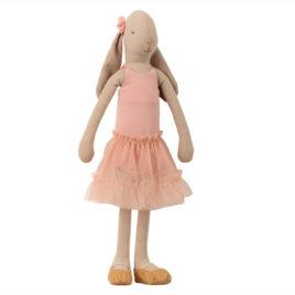 Ballerine Maileg Bunny taille 3 – Rose – Lapin 42 cm