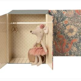 Souris Maileg Salle de danse – Big Sister 13 cm