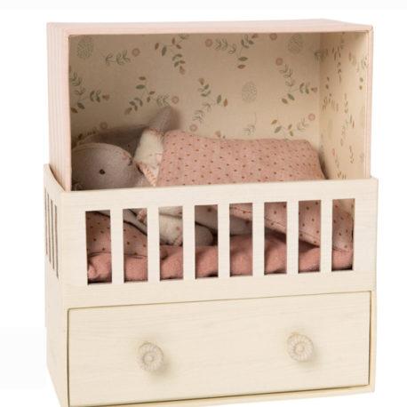 chambre bébé maileg micro bunny 16002100