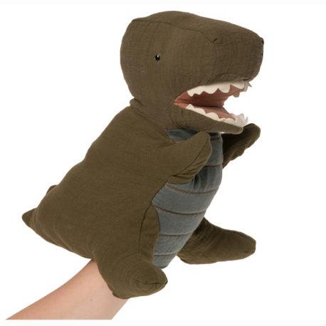 marionnette maileg ganto rex