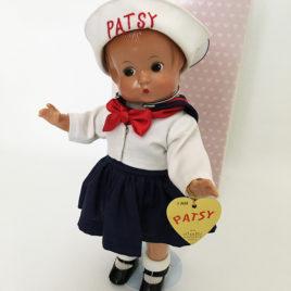 Patsy marin poupée 1997 avec boîte – 32 cm Vendue