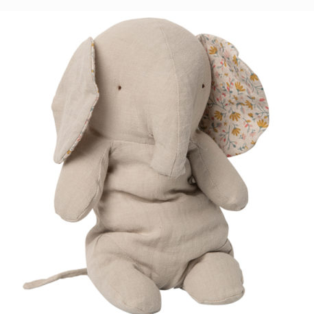 safari friends elephant maileg medium 16-0900-00