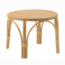 Table Maileg Rotin naturel – Medium