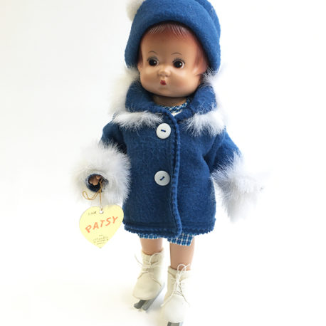effanbee patsy doll winter 1999 vintage