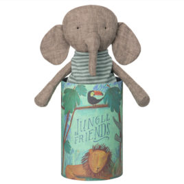 Jungle Friends Maileg ELEPHANT avec boîte