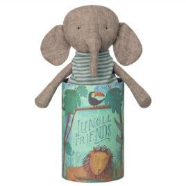 Jungle Friends Maileg ELEPHANT avec boîte