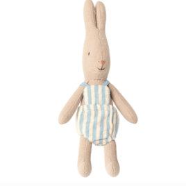 Micro LAPIN Maileg Rabbit habillé – 15 cm