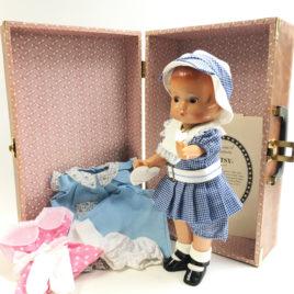 Coffret poupée Patsy 1997 Effanbee avec tenues