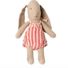 Micro LAPIN Maileg Bunny habillé – 12 cm