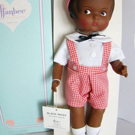 poupée patsy metis effanbee black 1986