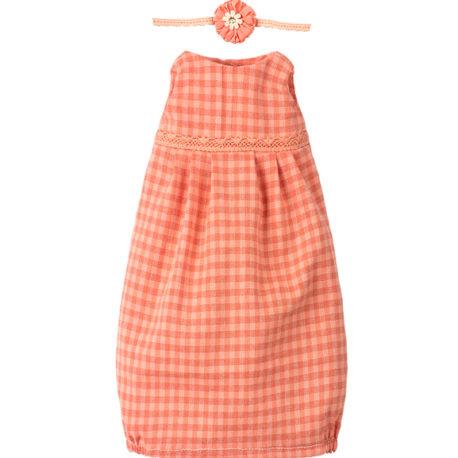 robe d'été maileg best friends 16-8942-01 summer dress