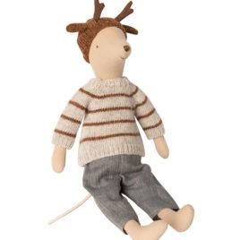 Maileg SOURIS Boy Medium – garçon – 31 cm