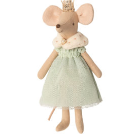 SOURIS Maileg Reine Queen mouse 15 cm Micro