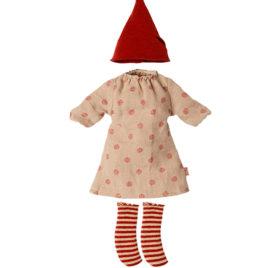Vêtements MEDIUM Maileg Souris – Noël