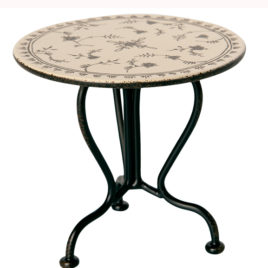 Table ronde Maileg MICRO Table  bistrot – D. 8,5 cm