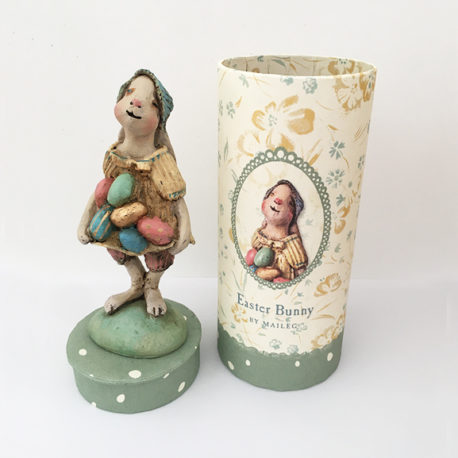 figurine maileg lapin de paques 18-0111-00