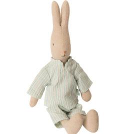 LAPIN Maileg Rabbit Taille 1 en pyjama 26 cm