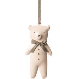 Teddy Bear Maileg en métal Décoration à suspendre