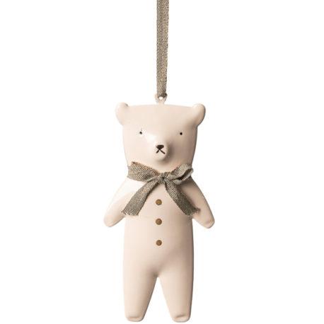 teddy bear maileg decoration en metal ours 14-0515-00