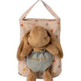 LAPIN Maileg Bunny Bob avec sac – 25 cm