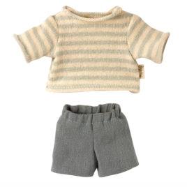 Ensemble Maileg Teddy Junior – Pantalon et Pull
