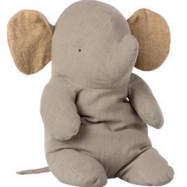 Big ELEPHANT Maileg Safari Friends – 50 cm