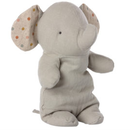 ELEPHANT Maileg Medium Gris – S. Friends – 34 cm